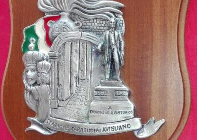 crest carabinieri avigliano