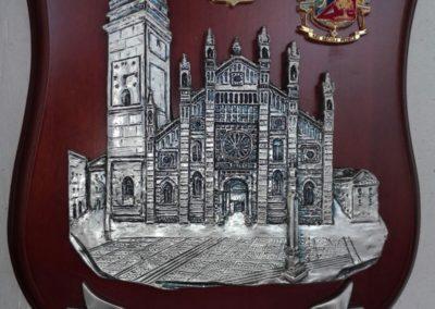 crest carabinieri monza
