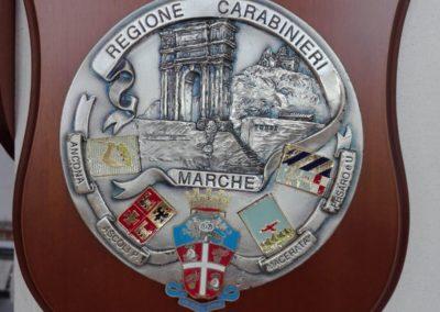 crest carabinieri regione marche