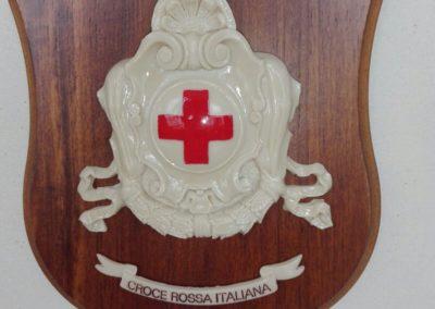 crest croce rossa italiana