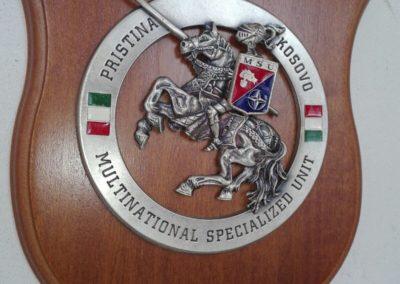 crest pristina kosovo multinational specialized unit