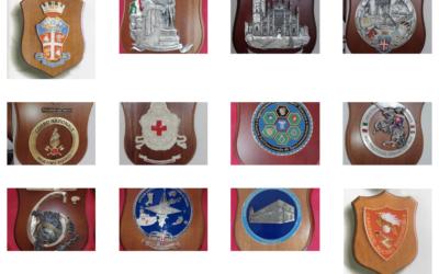 Crest vari Carabinieri e altro
